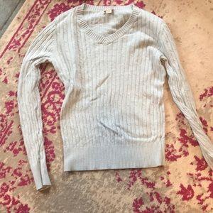 Merona baby blue sweater